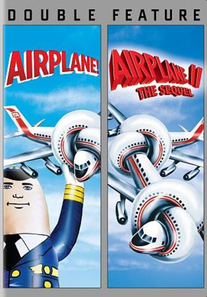 Airplane! / Airplane 2: The Sequel (2-DVD)