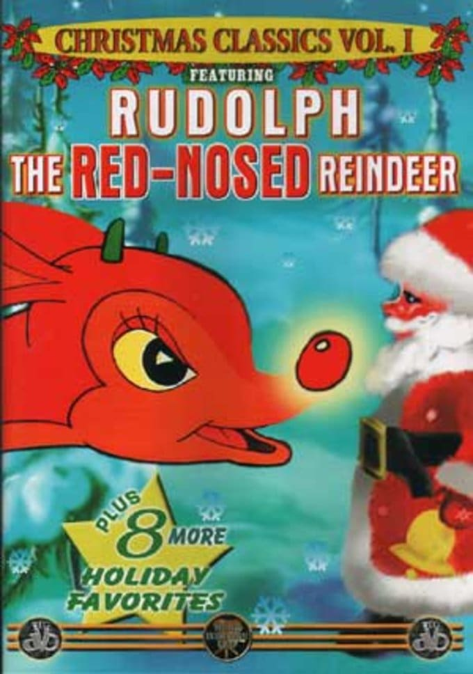 Christmas Classics, Volume 1 - Rudolph The