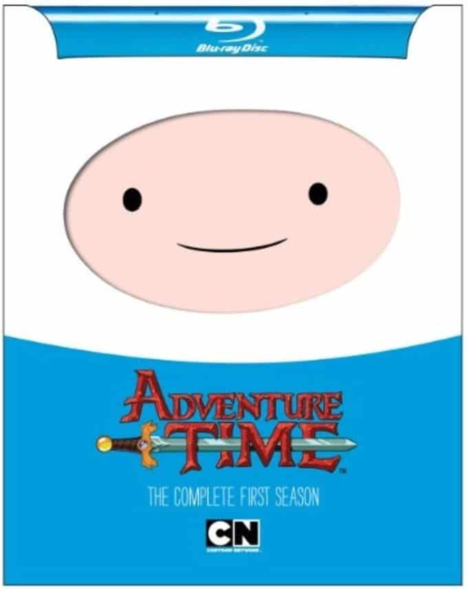 Adventure Time - Complete 1st Season (Blu-ray)