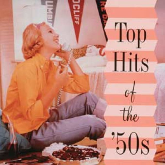 Top Hits of The '50s