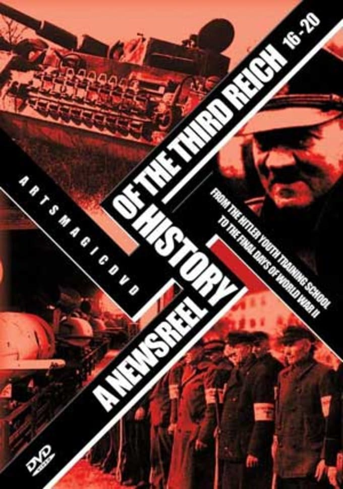 Newsreel History of the Third Reich, Volumes