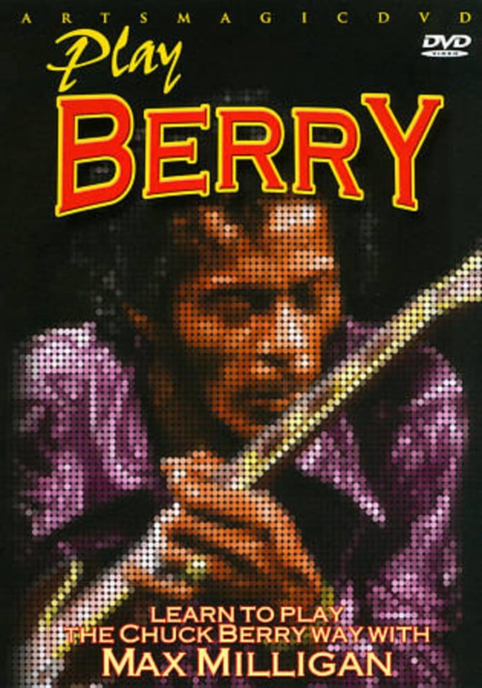 Guitar - Learn to Play the Chuck Berry Way