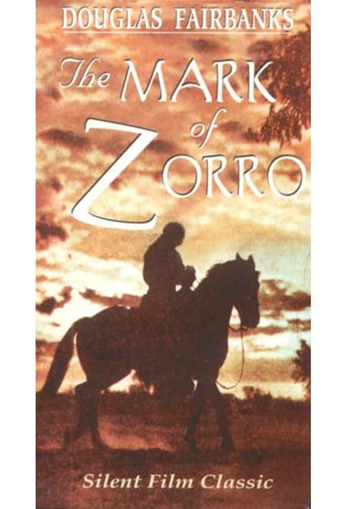 Mark of Zorro (Silent)