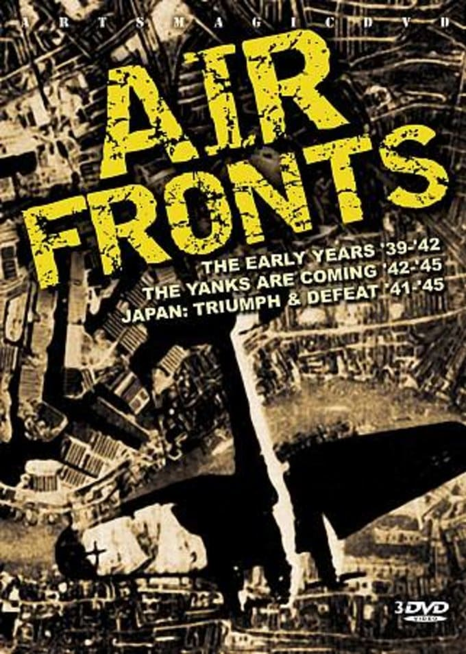 Aviation: Air Front, Volumes 1-3 (3-DVD)
