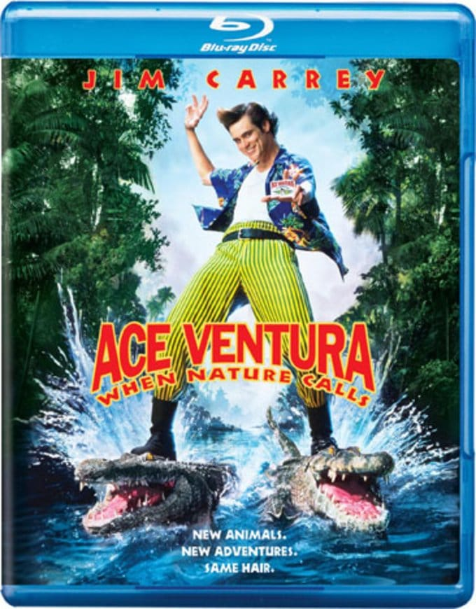 Ace Ventura: When Nature Calls (Blu-ray)