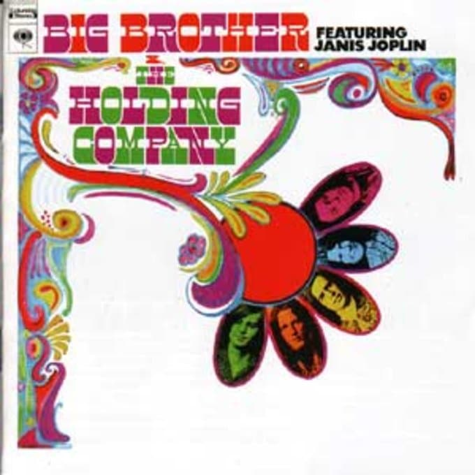 Big Brother & The Holding Company Featuring Janis