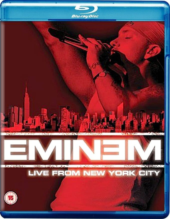 Live from New York City 2005 (Blu-ray)