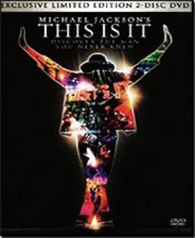 This is It (Limited Edition) (Widescreen) (2-DVD)