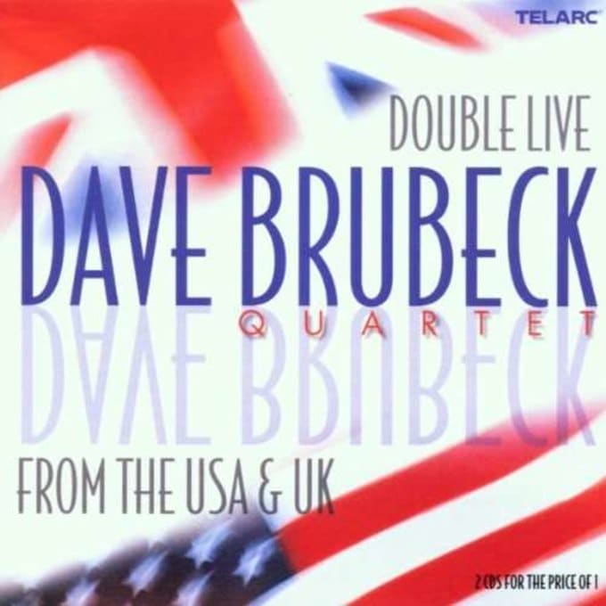 Double Live from the U.S.A. and U.K. (2-CD)