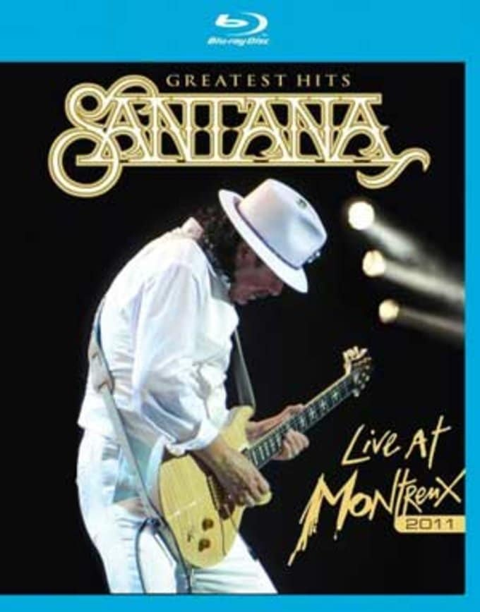 Greatest Hits - Live at Montreux 2011 (Blu-ray)