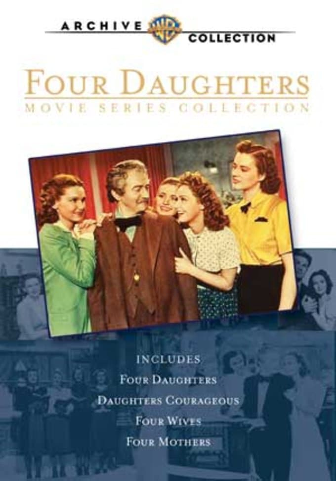 Four Daughters Movie Series Collection (Full