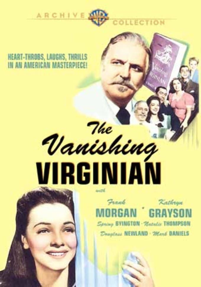 The Vanishing Virginian (Full Screen)