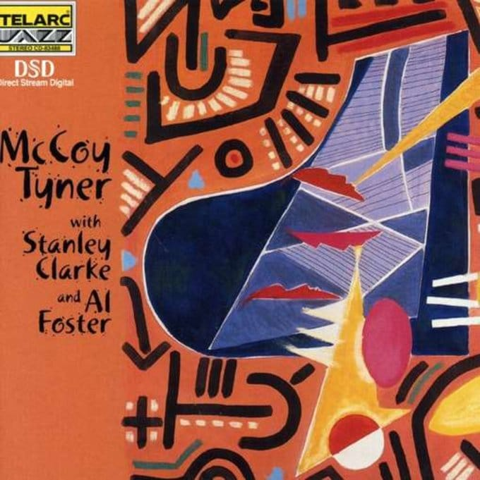 McCoy Tyner with Stanley Clarke and Al Foster