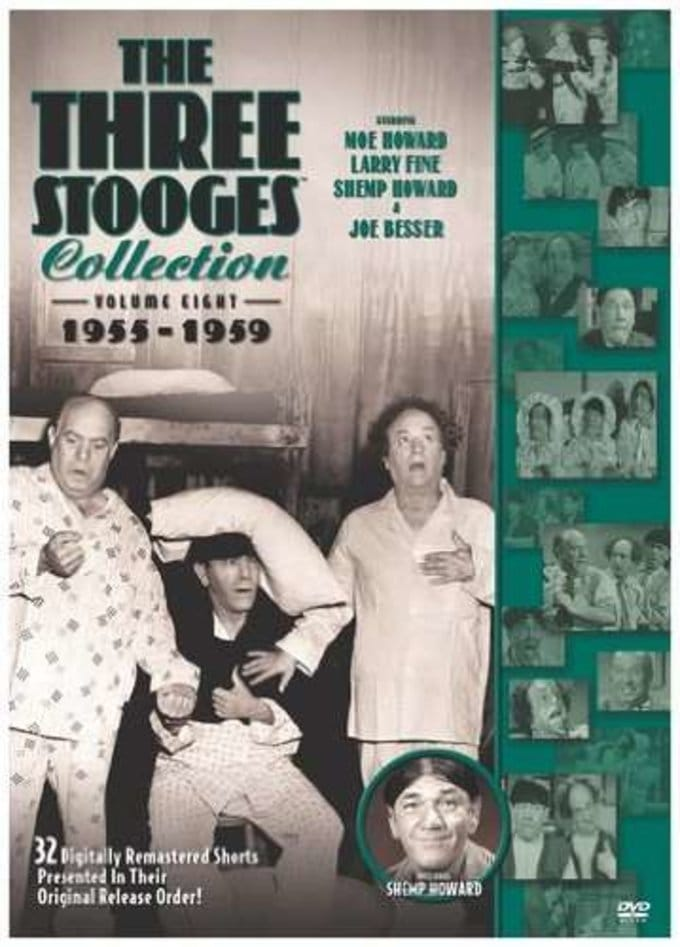 Collection, Volume 8: 1955-1959 (3-DVD)
