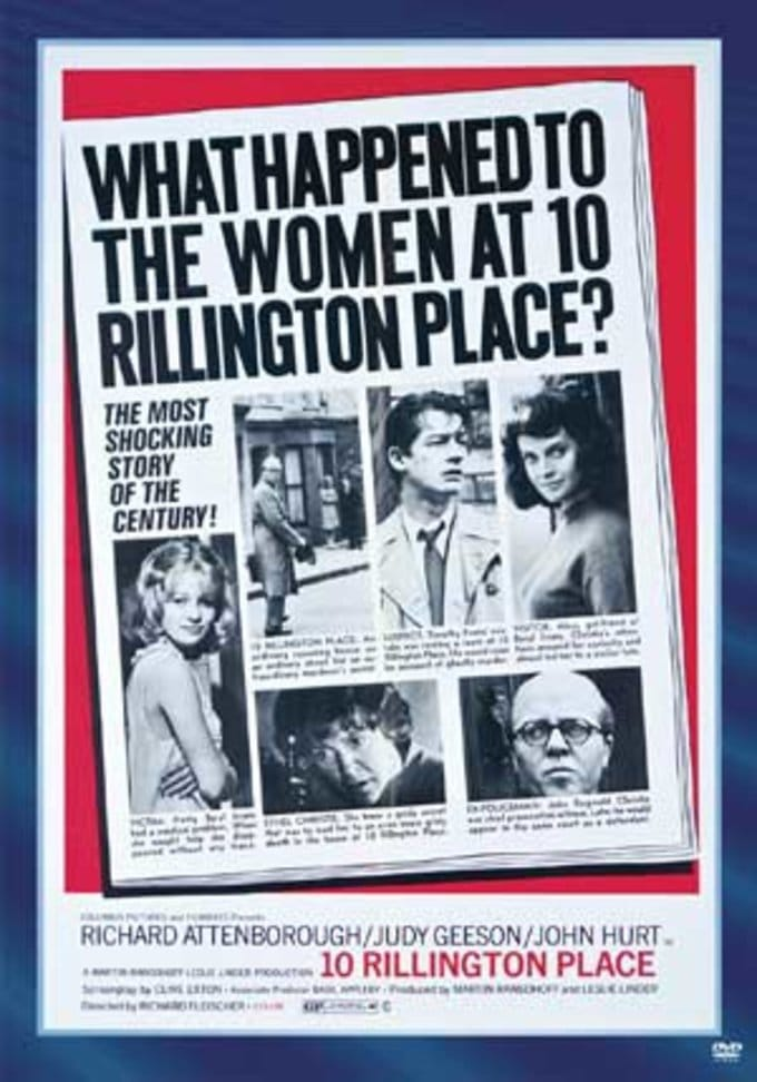 10 Rillington Place (Widescreen)