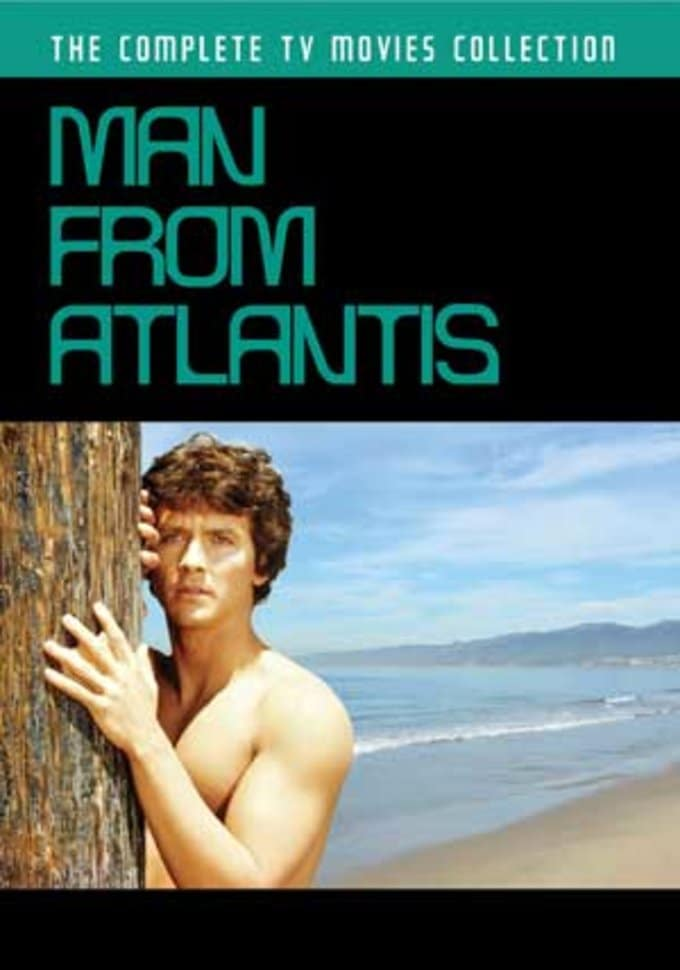 Man from Atlantis - Complete TV Movies Collection