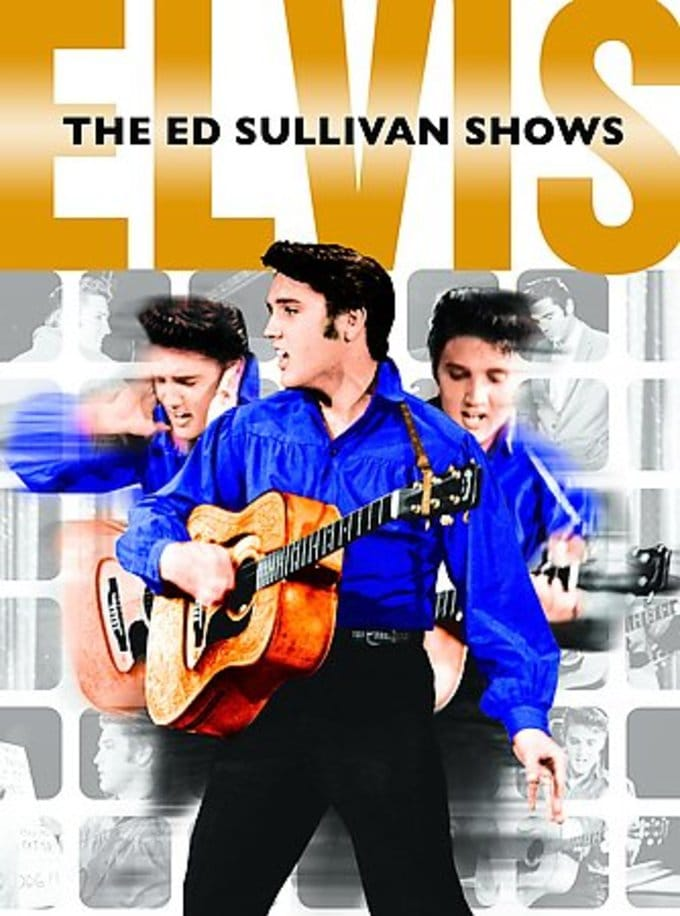 The Ed Sullivan Shows - The Performances (3-DVD)