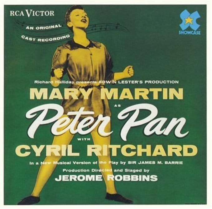 Peter Pan [Original 1954 Broadway Cast]