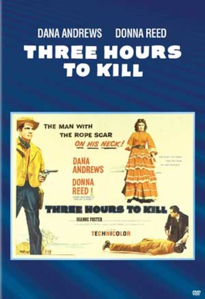 Three Hours to Kill (Widescreen)