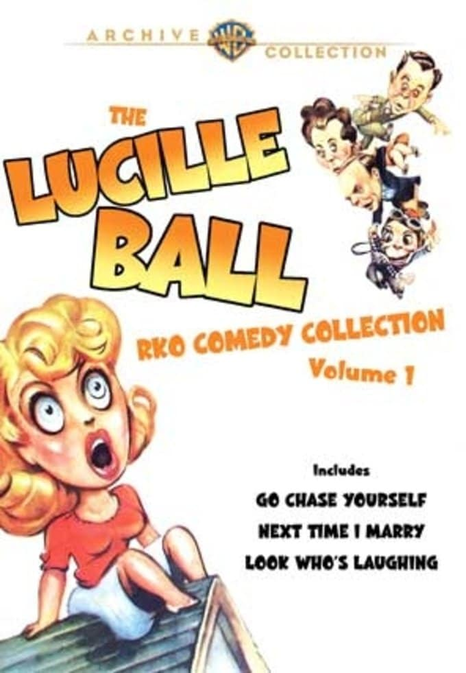 The Lucille Ball RKO Comedy Collection, Volume 1