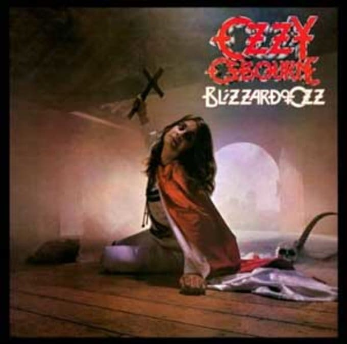 Blizzard Of Ozz (180GV)