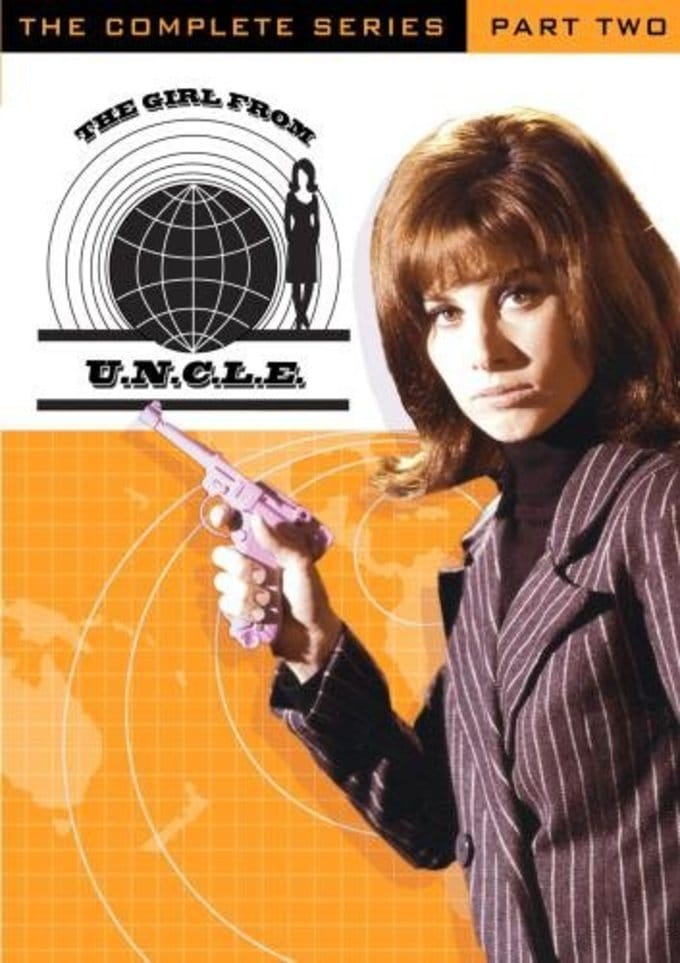 The Girl from U.N.C.L.E. - Complete Series, Part