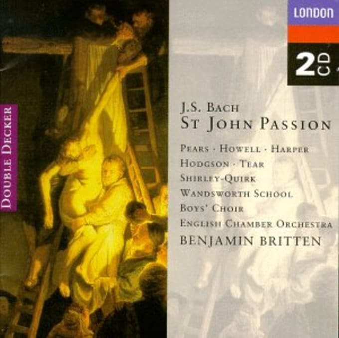 St. John Passion (2 CD)
