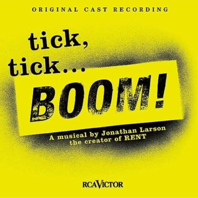 Tick, Tick... Boom! (2001 Original Off-Broadway
