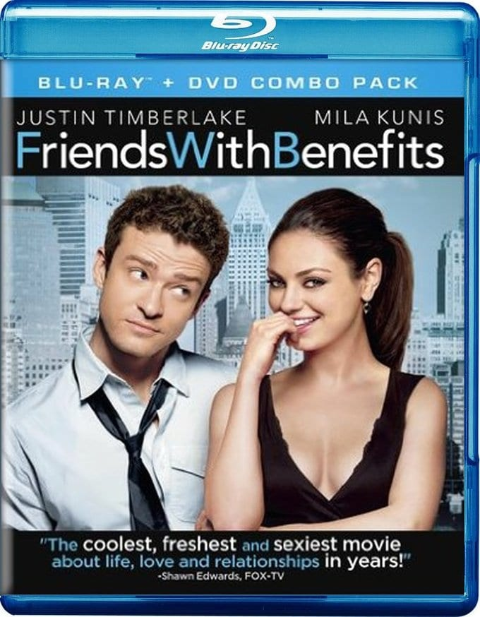 Friends with Benefits (Blu-ray + DVD)