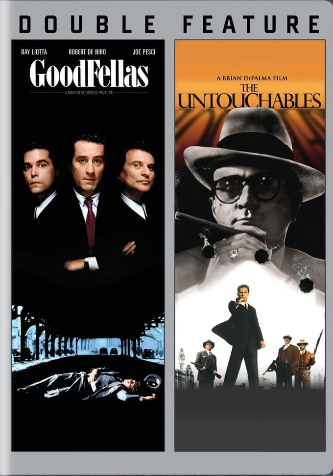 Goodfellas / The Untouchables (2-DVD)