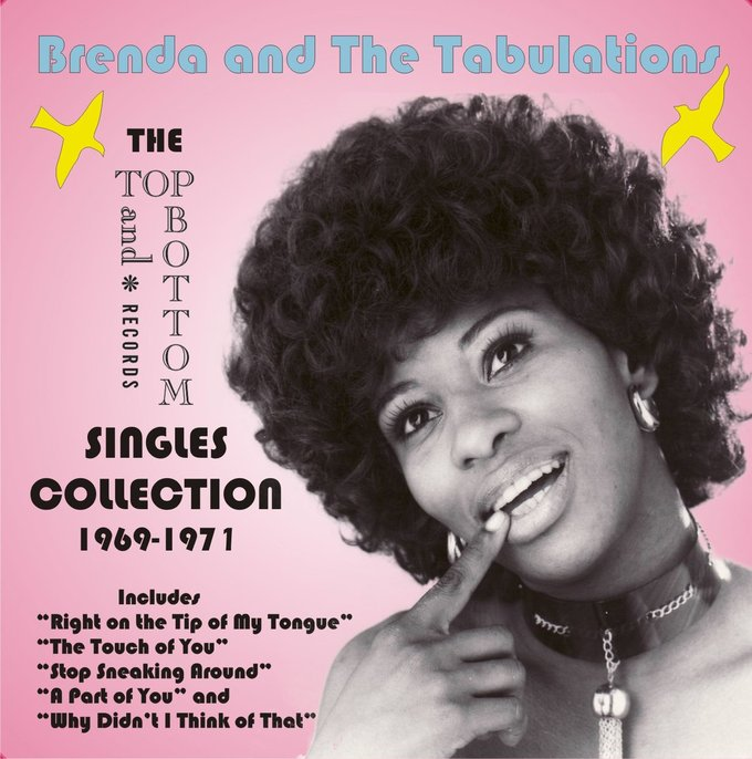 Brenda & The Tabulations - Walk On In / I'm In Love