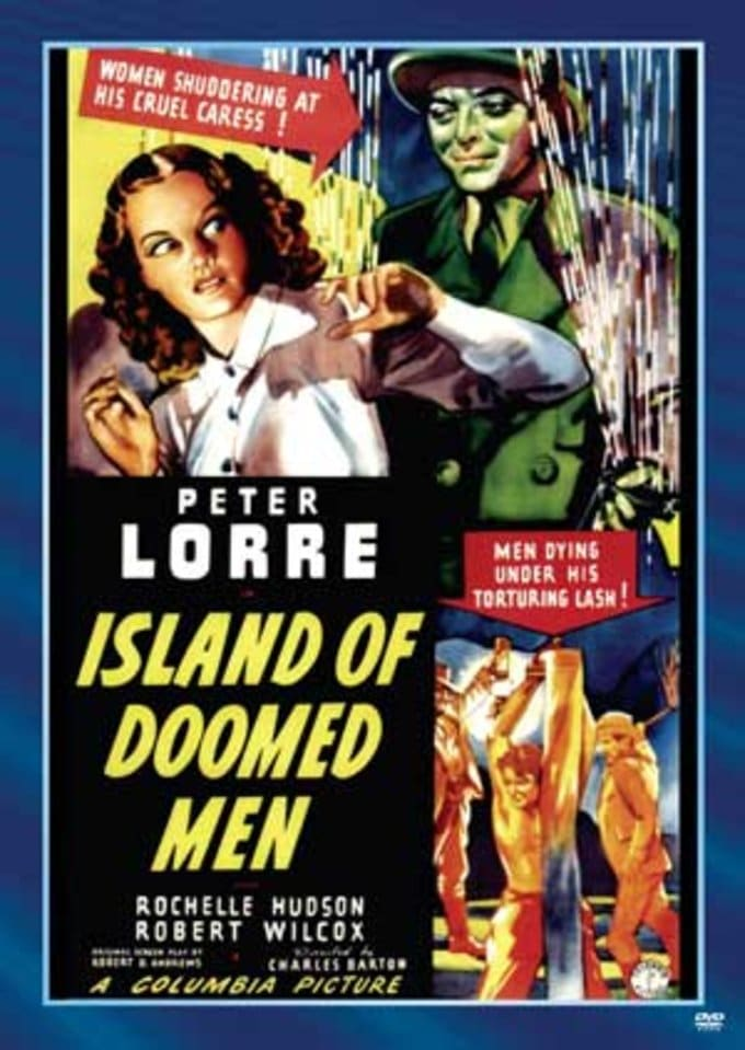 Island of Doomed Men (Full Screen)