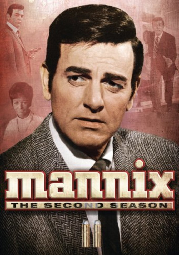 Mannix - Season 2 (6-DVD)