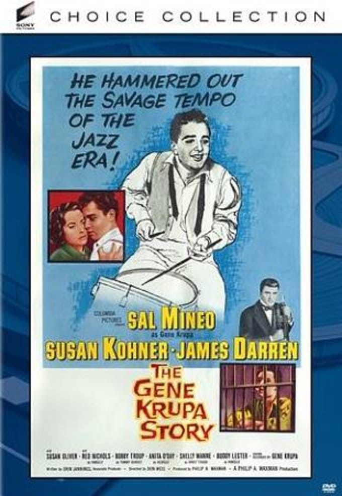 The Gene Krupa Story (Widescreen)