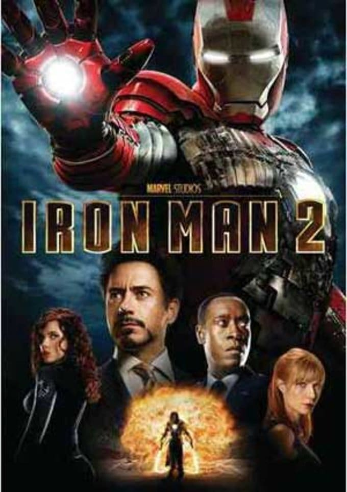 Iron Man 2 (Widescreen)