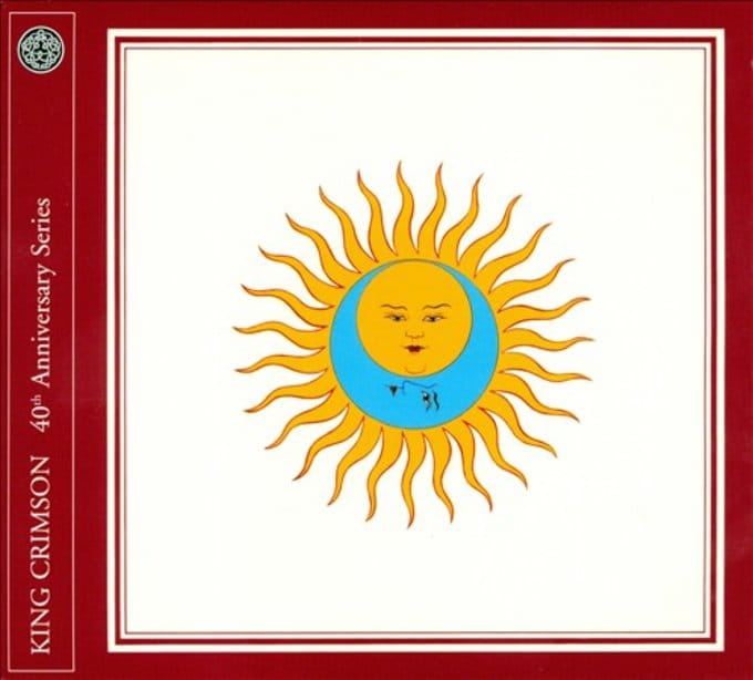 Larks' Tongues in Aspic [40th Anniversary] (CD +