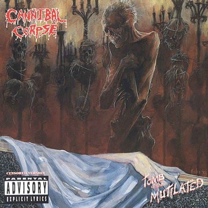 Tomb of the Mutilated [Clean]