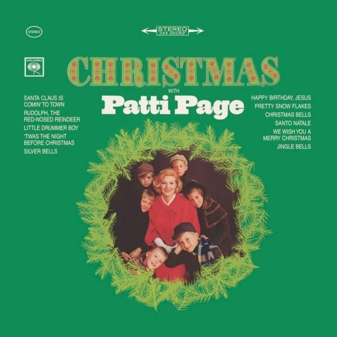 Christmas with Patti Page [1965]