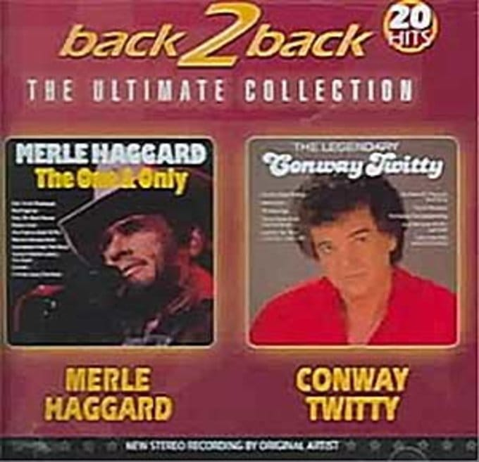 Back 2 Back: Merle Haggard and Conway Twitty