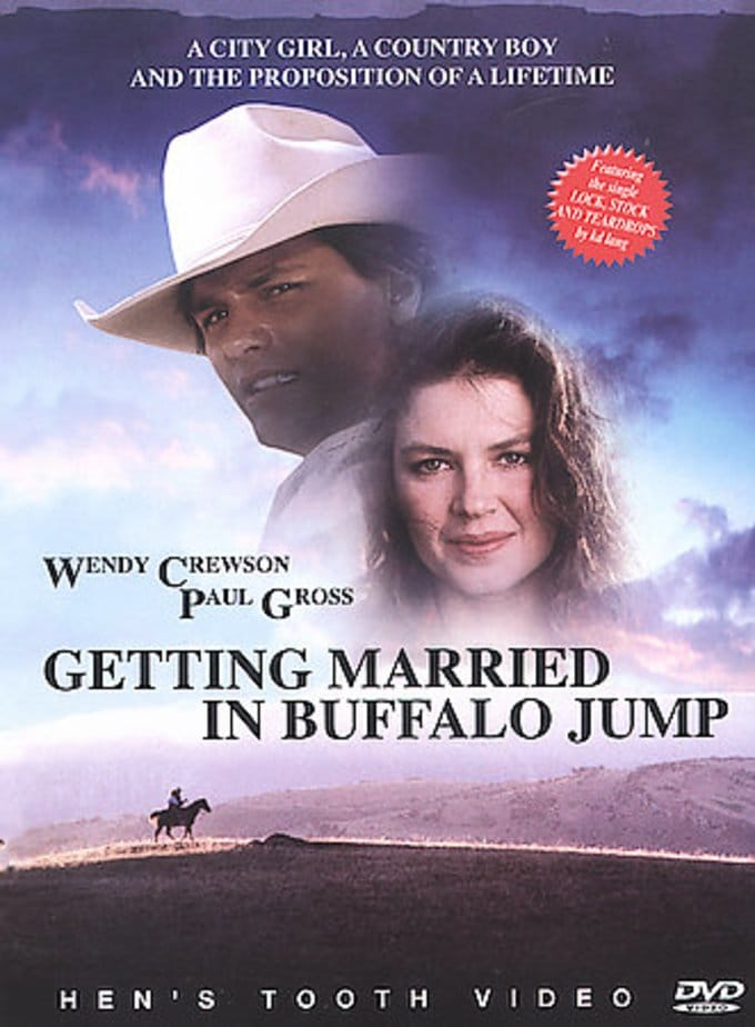 Getting Married In Buffalo Jump