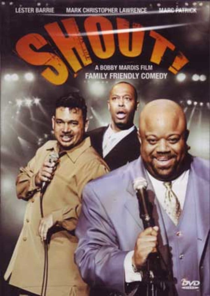 SHOUT! An Evening of Gospel Comedy