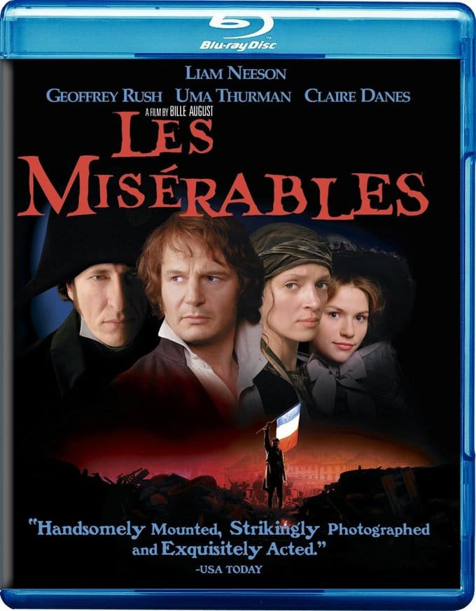 Les Miserables (Blu-ray)