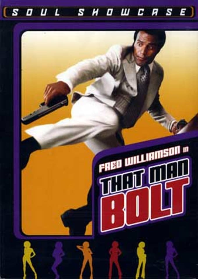 That Man Bolt (Widescreen)