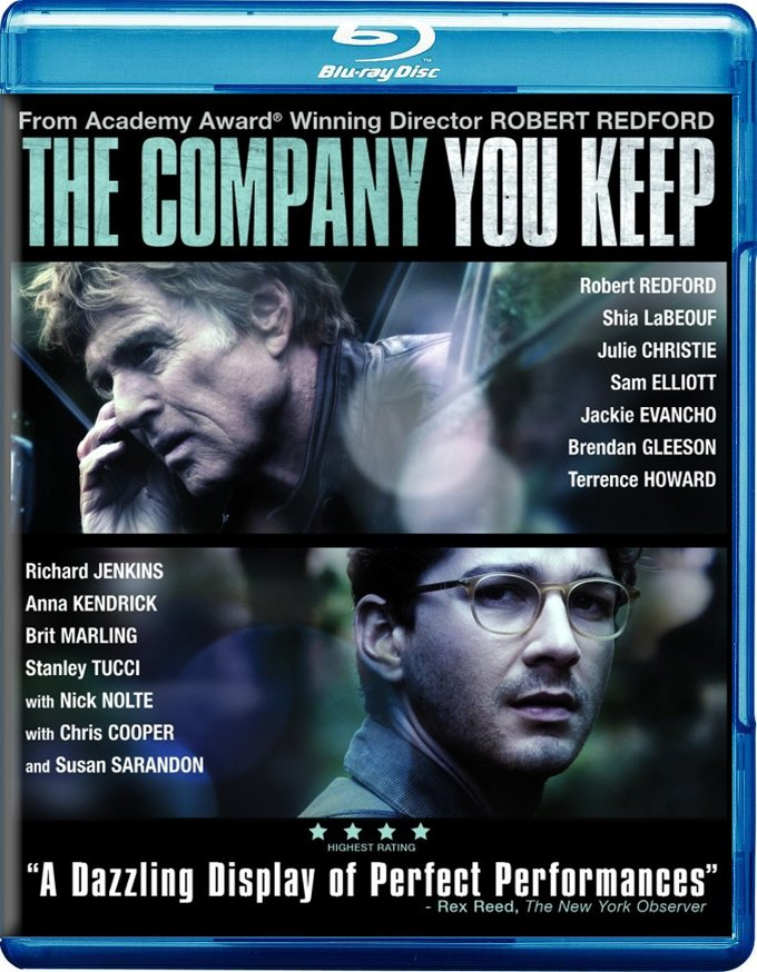 The Company You Keep (Blu-ray)
