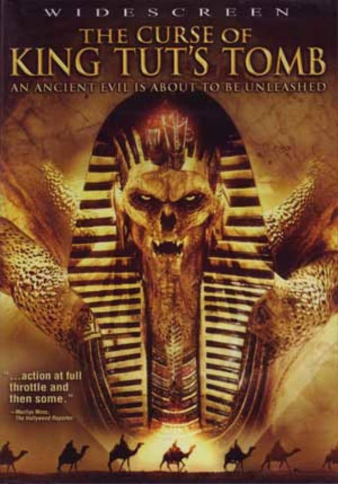 The Curse of King Tut's Tomb (Widescreen)