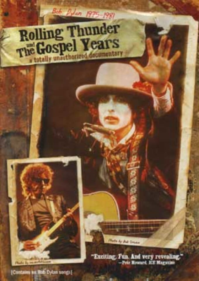 Rolling Thunder and the Gospel Years, 1975-1981