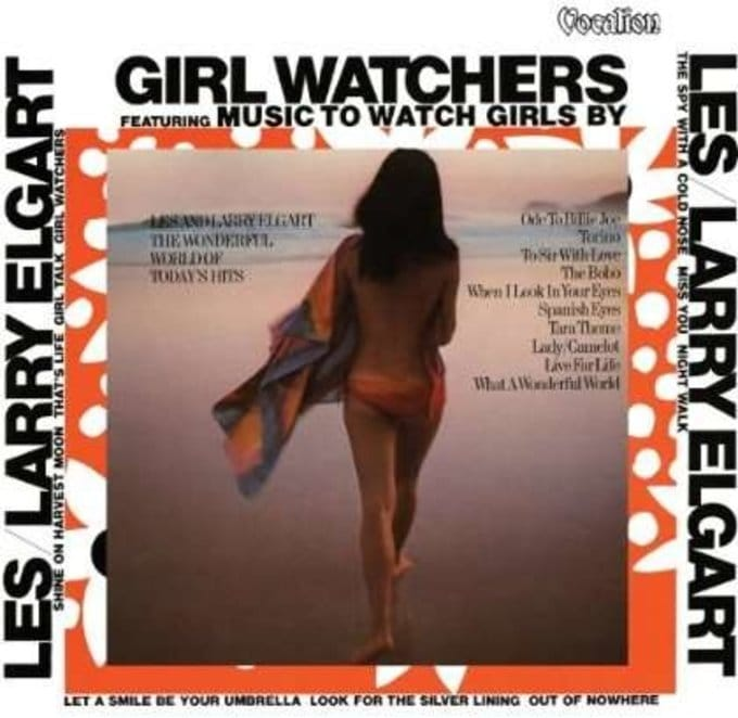 Girl Watchers / The Wonderful World of Today's