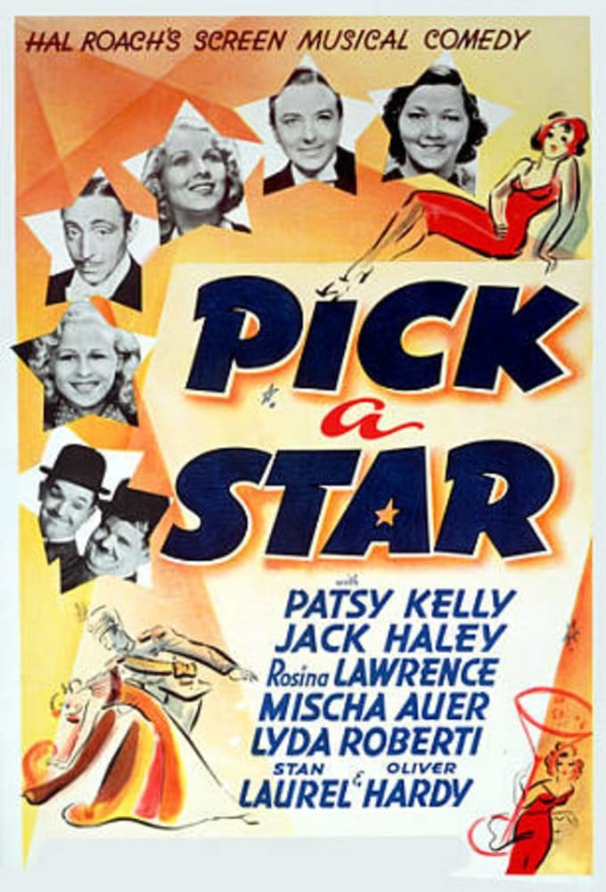 Pick a Star (Full Screen)