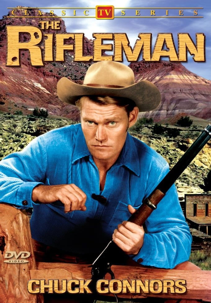 "The Rifleman, Volume 1 - 11"" x 17"" Poster"