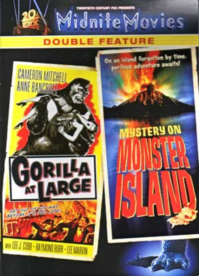 Midnite Movies Double Feature: Gorilla at Large /